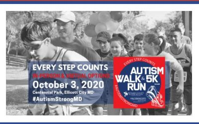 Autism 5K walk and run