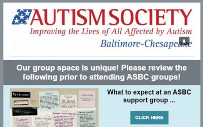 TOGETHER  A P A R T  Online Support – Autism Society
